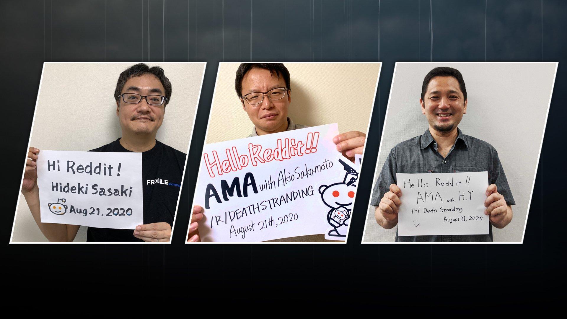 REDDIT AMA SESSION: Akio Sakamoto — Chief Technical Officer, Hideki Sasaki — Technical Art Director, Hiroaki Yoshiike — Lead Level Designer