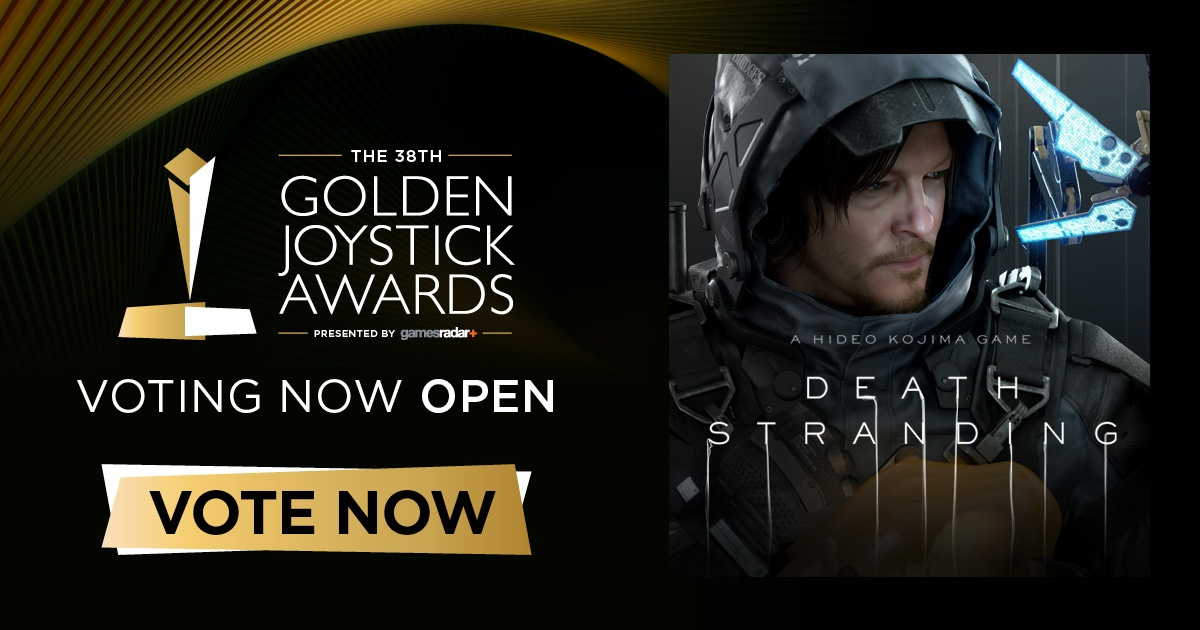 COMMUNITY UPDATES: THE GOLDEN JOYSTICK AWARDS, HALLOWEEN SALES AND MORE!